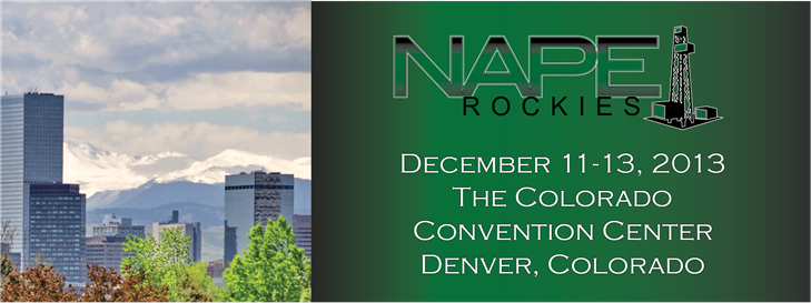 NAPE Rockies 2013 - The Colorado Convention Center - Denver, CO