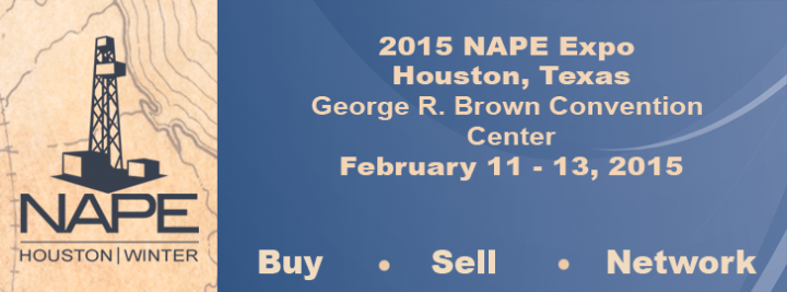 Winter NAPE 2015 - George R. Brown Convention Center - Houston, TX