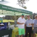 3 Golfers, Jambalaya - 2017 HAPL Golf Tournament