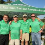 Al Tovar, Richard Hines, Adam Chapman, TJ Westerhaus - 2016 HAPL Golf Tournament