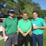 Al Tovar, Two HAPL Golfers - 2016 HAPL Golf Tournament