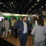 Billy Lowry Booth Crowd - NAPE Summit 2019