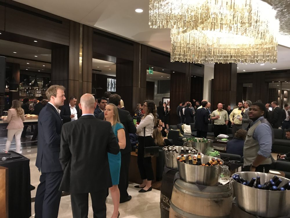 Cocktail Party Crowd 2 - NAPE Summit 2019