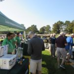 iLandMan Coffee Tent Crowd - 2016 HAPL Golf Tournament
