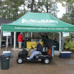 Covered Parking Tent - 2018 HAPL Golf Tournament