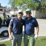 David Rogers, Gordon Arata - 2016 HAPL Golf Tournament
