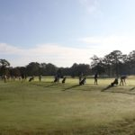Driving Range Golfers - 2017 HAPL Golf Tournament
