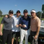 Four Hapl Golfers 2 - 2016 HAPL Golf Tournament