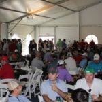 HAPL Golf Tournament Tent Clubhouse - 2017