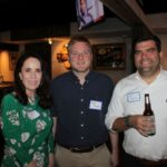 Jacque Sipe, Kevin Kimberlin, Cale Ferguson - 2019 HAPL South Texas Social