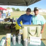 Jeremy Wheat, Richard Hines - 2016 PBLA Sporting Clays Tournament