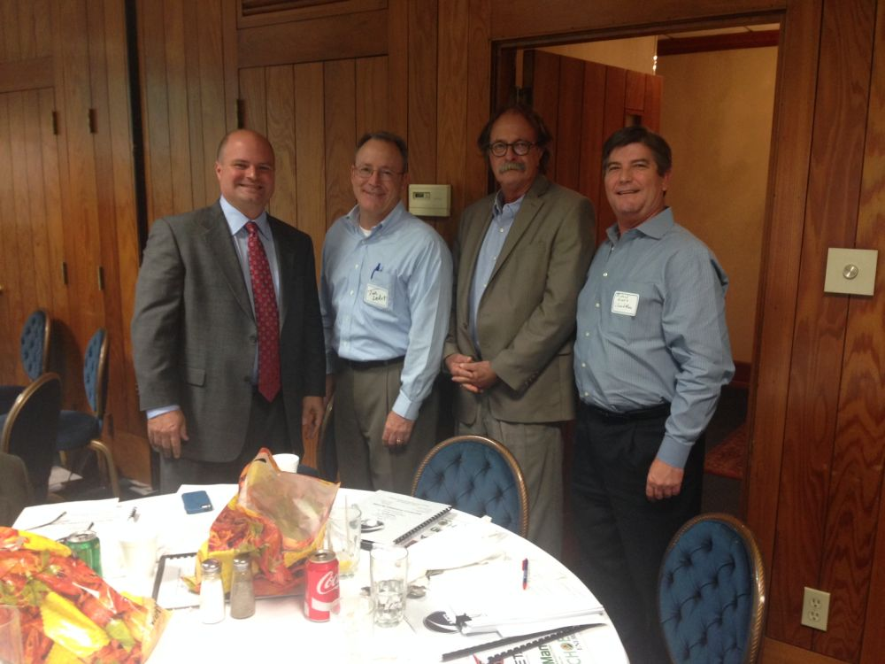Kyle Polozola, Tim Ledet, Harvey Guthrie, Richard Hines - 2016 LAPL Fall Educational Seminar - iLandMan