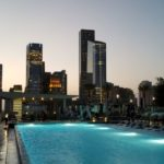 Marriott Marquis Pool Skyline - Summer NAPE 2018