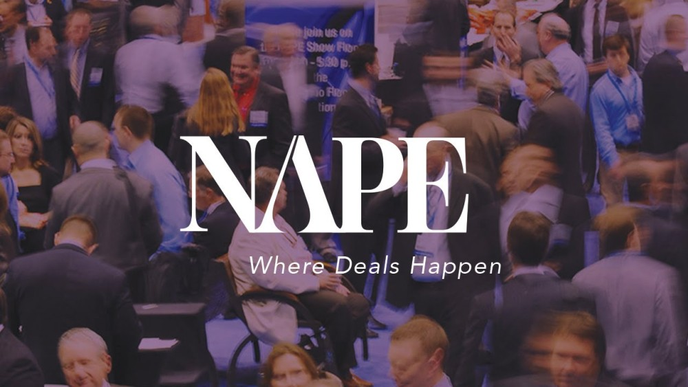 NAPE Where Deals Happen - North American Prospect Expo
