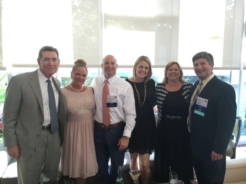 Norman Snyder Diane Snyder Natalie Gibson Mike Gibson Andrea Hines Richard Hines - 62nd Annual AAPL Meeting