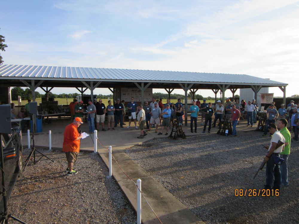 OCAPL Sporting Clays Crowd 4 - 2016 Tournament