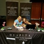 Oklahoma City APLTA NALTA Booth - 2017 NALTA Annual Conference