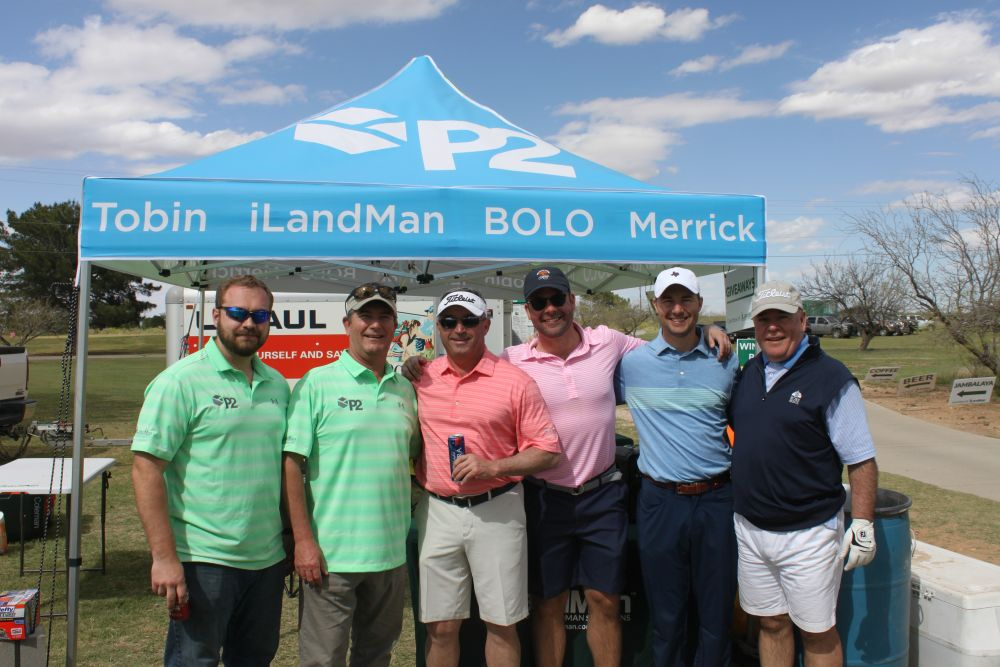 P2 Tent 18 - 2019 PBLA Golf Tournament
