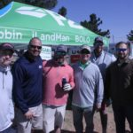 P2 Tent 8 - 2019 PBLA Golf Tournament