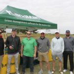 PBLA Golfers, Tom Wilson, Richard Hines, TJ Westerhaus 4 - 2018 PBLA Golf Tournament