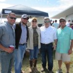 Patrick Reesby, John ONeil, Chris Blanchard, Richard Hines - 2016 PBLA Sporting Clays Tournament