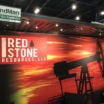 Red Stone Resources Booth - Summer NAPE 2017 - iLandMan