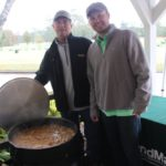 Richard Hines, Adam Chapman, Jambalaya Pot - 2018 HAPL Golf Tournament