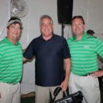 Richard Hines, Brian Cravens, TJ Westerhaus - 2017 HAPL Golf Tournament