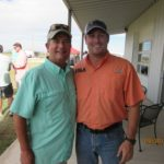 Richard Hines, Carson Buckles - 2016 PBLA Sporting Clays Tournament