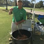 Richard Hines, Jambalaya Pot - 2017 HAPL Golf Tournament