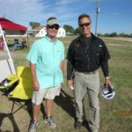Richard Hines, Karl Richter - 2016 PBLA Sporting Clays Tournament