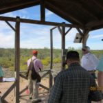 Richard Hines, Mark Pace, Joey Knittel, David Donnell, Kelvin Fisher - 2016 PBLA Sporting Clays Tournament