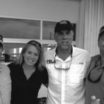 Richard Hines, Michelle Hightower, Curt Horne, Michael Browning - 2016 PBLA Sporting Clays Tournament