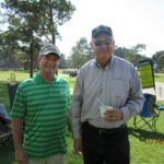 Richard Hines, Randy Brown - 2016 HAPL Golf Tournament