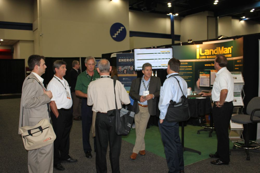 Summer NAPE 2015 - iLandMan - Houston, TX