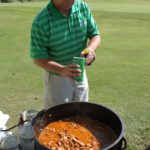 Richard Hines, Tony Chachere's, Jambalaya Pot - 2017 HAPL Golf Tournament