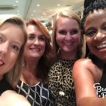 Sarah Caldwell, Dana Jackson, Tiffany Patterson, Denise Duplantier - 2017 NALTA Annual Conference