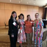 Susan Orjias, Audrey Curry, Andrea Hines, Caryl Devlin - AAPL 63rd Annual Meeting