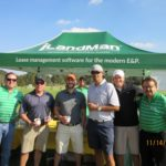 TJ Westerhaus, Richard Hines, Al Tovar, Four HAPL Golfers - 2016 HAPL Golf Tournament