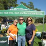 TJ Westerhaus, Two HAPL Golfers, Haynes Boone - 2016 HAPL Golf Tournament