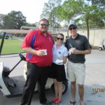 Three HAPL Golfers - 2016 HAPL Golf Tournament