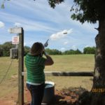 Tiffany Patterson - 2016 OCAPL Sporting Clays Tournament