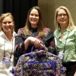 Tiffany Patterson, Cindy Hodge, Sarah Caldwell - 2018 NALTA Annual Conference