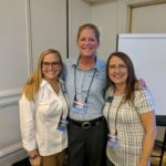 Tiffany Patterson, Nicole Maxwell, Lori Fisher - 2018 NALTA Annual Conference