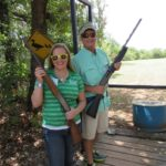 Tiffany Patterson, Richard Hines - 2016 OCAPL Sporting Clays Tournament
