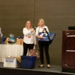 Tiffany Patterson, Sarah Caldwell, Prize Giveaway - 2017 NALTA Annual Conference