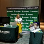 Tiffany Patterson iLandMan Booth - 2017 NALTA Annual Conference