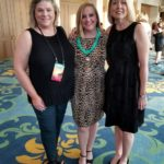 Tracey Mizell, Tiffany Patterson, Sarah Caldwell - 2017 NALTA Annual Conference