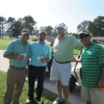 Two HAPL Golfers, Tom Moran, Richard Hines - 2016 HAPL Golf Tournament