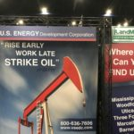 US Energy Development Booth - Summer NAPE 2017 - iLandMan